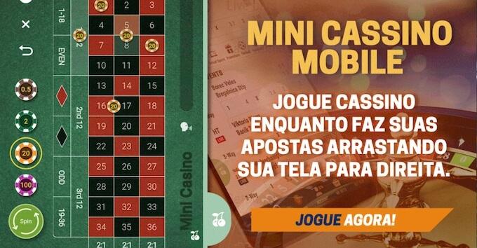 Mini Cassino Mobile